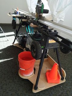 Hacked miter saw stand wheels to different locations | Woodworking Network Mitre Saw Stand, Chop Saw, Miter Saw, Custom Cabinets, Wheels, Woodworking, Home Appliances, Hacks, Shop Ideas