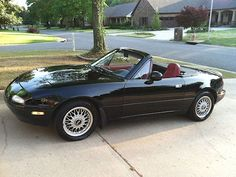 Miata Showcase - Only 1500 LE (Limited Edition) Miatas were produced in 1993. Mine is number 768.