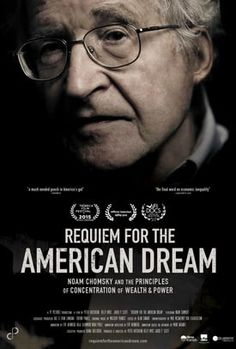 """""""Requiem for the American Dream"""""""