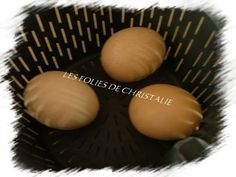Oeufs mollets thermomix