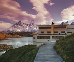 Worlds Best Hotels 2012: Hotel Salto Chico/Explora Patagonia - Torres del Paine, Chile | Travel + Leisure - January 2013