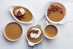 Bourbon~Butterscotch Pudding
