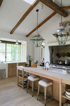 Patina Farm kitchen