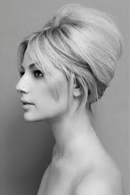 relaxed beehive hairstyle - Google Search