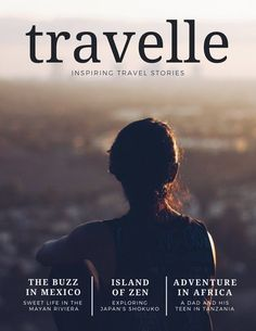 Use this customizable Nordic Girl Adventure Travel Magazine Cover template and find more professional designs from Canva. Magazine Cover Layout, Magazine Cover Template, Magazine Layout Design, Magazine Covers, Travel Tours, Japan Travel, Travel Usa, Travel Ideas, Poster Design Software
