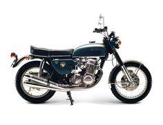 Honda CB 750 Four #classicmotorcycles #motos | caferacerpasion.com