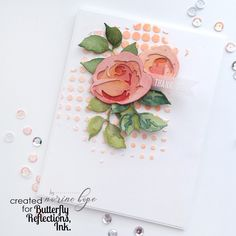 Hello BRI friends, Norine from The Velvet Lemon , back with you for another Friday post! Today I have two cards to share, made with my new...