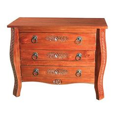 Sterling 6500002 Hollister Mahogany Chest with 3Drawer 34Inch Aged Driftwood *** Read more reviews of the product by visiting the link on the image. (This is an affiliate link)