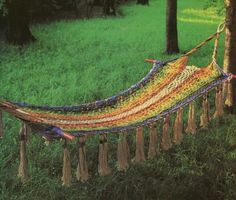 Hippy hammock.. Pura Vida!