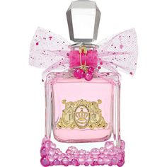 Viva La Juicy Le Bubbly by Juicy Couture (2020) Fragrance Parfum, New Fragrances, Juicy Couture, Mesh Bows, Vanilla Orchid, A Night To Remember, Disco Ball, Pink Champagne, Parfum Spray
