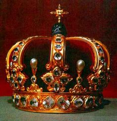 Crown of William II of Prussia 1884