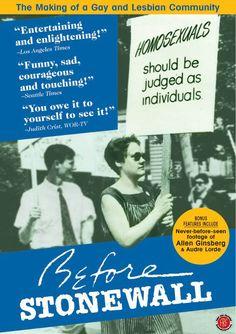 Before Stonewall (1984) http://firstrunfeatures.com/beforestonewalldvd.html
