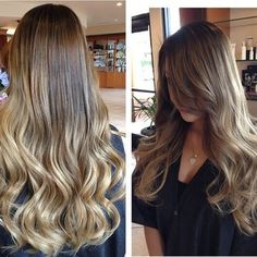 Ombré with balayage highlights. | Yelp