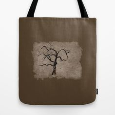 Hollow Tree Tote Bag by Carley LoFaso - $22.00