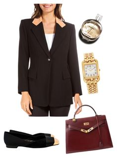 """Hermes."" by crazygirlandproud ❤ liked on Polyvore featuring Hermès"