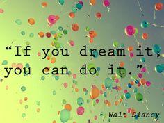 Dreams do come true #quote