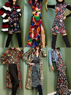 New York Fashion Week Womenswear Print & Pattern Highlights Part 2 – Fall 2016