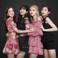 Blackpink Fashion, Fashion Outfits, Korean Girl, Asian Girl, Black Pink Kpop, Blackpink Photos, Jennie Blackpink, Blackpink Jisoo, I Love Girls