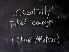 La maison d'Anna G.: Créativité