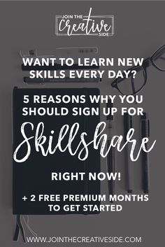 If making money with your creativity is your purpose; You need Skillshare. That is why I give you five reasons why you need Skillshare. 5 Reasons why you should get your ass on Skillshare right now Skillshare Premium, Skillshare Free, Skillshare, Learning New Skills, Skillshare Classes #Skillshare #SkillshareTutorial #Skillshareskills #LearningnewSkills