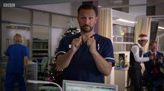 Fletch - Alex Walkinshaw 19.11 Holby City, Medical Drama, Club