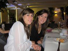 Laura y Menchu