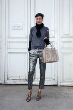 Maydele: Cage Ankle Boots (1) : Giovanna Battaglia