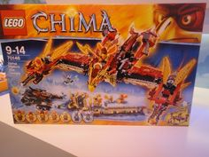 LEGO Legends of Chima Summer Sets at Nuremburg Toy Fair 2014 (This looks incredible.)