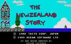 The New Zealand Story - Atari ST - 1989