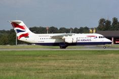 British Aerospace, British Airways, Frankfurt, Airplane, Jet, Aircraft, Germany, Plane, Aviation
