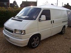 Post a pic of your Van here, if you want it in the Gallery ! - Page 4 - VW T4 Forum - VW T5 Forum