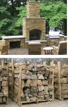 Stone As A Building Material  You don't need anything else except for food to prepare.