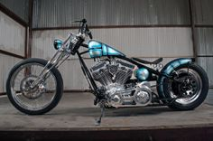 Great looking custom Twin Cam