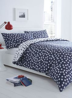 Love this for one of the boys bedrooms.  From BHS of all places!