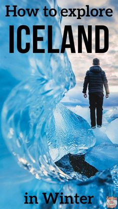 Iceland Travel Guide -  How to experience Iceland in Winter - weather, temperature, tips, driving in Winter in Iceland, Iceland Winter Tour packages, what to pack, Northern Lights... | Iceland Travel Tips | Iceland itinerary | Iceland Winter Travel