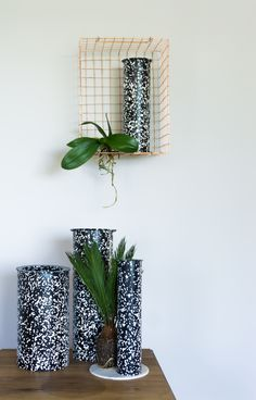 HandMade Industrials | Tube Vase | Photography anad styling: Made by AMMA
