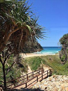 A Blissful Week on North Stradbroke Island Stradbroke Island, Australia Travel Guide, Island Beach, Three Days, Beach Fun, Beach Photos, Beautiful Beaches, Wonders Of The World, Adventure Travel