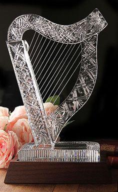Cashs Art Collection, Irish Harp
