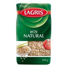 Lagris Rýže NATURAL 500 g - nakupuj na Podravka-eshop.cz