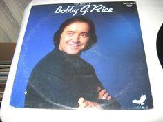 Bobby G. Rice - The Best Of Bobby G. Rice, Lp mint