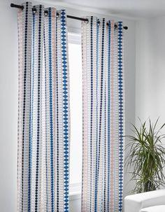 VIVAN Gordijnen, 1 paar - IKEA | Bedroom and bathroom Guest ...