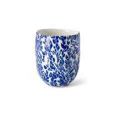 Teacup Tall Blue