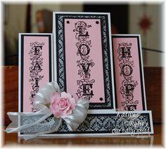 FAITH, HOPE, LOVE - http://joyfullymadedesigns.blogspot.com/