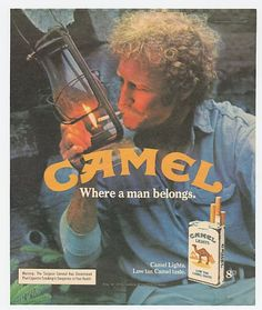 The Camel Man: Smoke Break