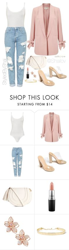 """Inner Peace"" by slimb ❤ liked on Polyvore featuring WearAll, Miss Selfridge, Topshop, NAKAMOL, Kenneth Jay Lane, GUESS and StyledByShai"