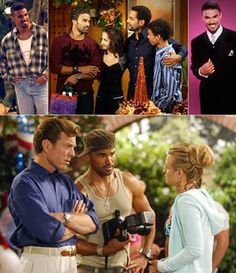 Shemar Moore returns to THE YOUNG AND THE RESTLESS for a special 2-day guest appearance, Wednesday, Sept. 10 and Thursday, Sept. 11(12:30-1:30 PM, ET; 11:00 AM-12:00 Noon, PT) on CBS TV.  Moore, who appeared as a series regular for 11 years (1994–2002 and 2004–2005), will reprise his role as the charismatic Malcolm Winters, a portrayal that earned him a Daytime Emmy® Award for Outstanding Supporting Actor in a Drama Series in 2000. He's back to make amends and catch up on everything he's…
