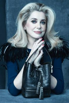Marc Jacobs Reveals Final Louis Vuitton Campaign with Star-Studded Icons. I have always thought she is beautiful.