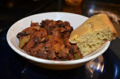 Chunky Vegetable Chili www.thedinnerpages.wordpress.com