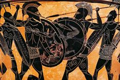 "Fitness in ancient Sparta.  The Spartans may have built one of the finest militaries of the ancient world, but their culture was so harsh that the word ""spartan"" has become synonymous with an austere way of life. Spartan society was carefully constructed around a strict moral code and sense of duty, and its people underwent extreme hardships and deprivation on their way to becoming accepted as full citizens.  Click on image to read story."