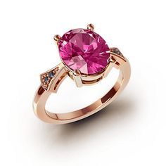Just look at this Arabella Ring. This is why I love Gemify!
